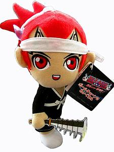 "Plush Toy Bleach 12"" Renji"