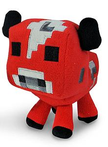 "Minecraft 7"" Plush: Mooshroom"