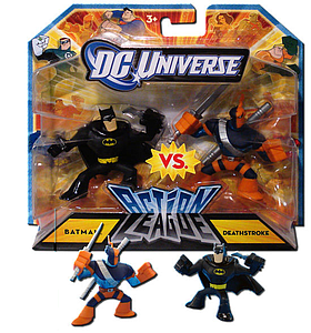DC Universe Action League: Batman vs. Deathstroke