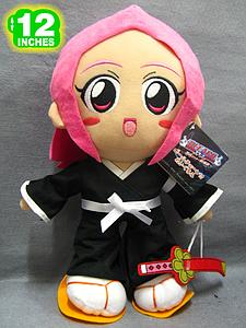 "Plush Toy Bleach 12"" Yachiru"