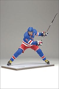 NHL Sportspicks Series 16 Jaromir Jagr (New York Rangers) Blue Jersey