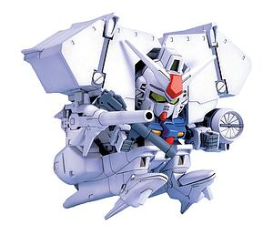 Gundam Model Kit: BB207 SD Gundam GP03D