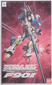 Gundam 1/100 Scale Model Kit: Gundam F90-II L Type