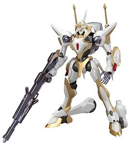 Code Geass Mechanic Collection 1/35 Scale Model Kit: #02 Lancelot (Royal Coating Version)