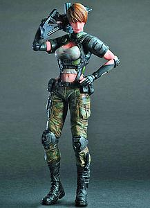 "Play Arts Kai Appleseed Alpha 8"": Deunan Knute"