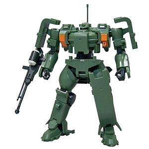 Gundam High Grade Gundam 00 1/144 Scale Model Kit: #005 Tieren Ground Type