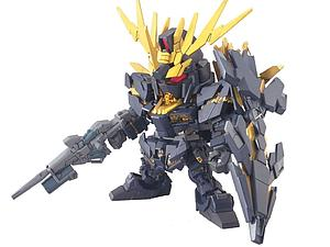 Gundam SD BB #391 Model Kit: Unicorn Gundam 02 Banshee Norn
