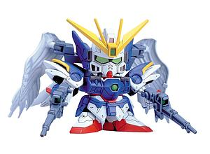 Gundam SD BB Model Kit: #203 W-Gundam Zero Custom