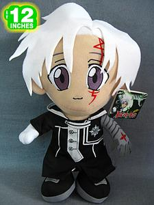 Plush Toy D Gray Man 12 Inch Allen Walker