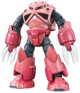 Gundam Real Grade Excitement Embodied 1/144 Scale Model Kit: #16 MSM-07S Char's Z'Gok