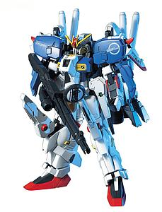 Gundam High Grade Universal Century 1/144 Scale Model Kit: #029 MSA-0011 [Ext] Ex-S Gundam