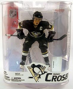 NHL Sportspicks Series 16 Sidney Crosby (Pittsburgh Penguins) Black Jersey Variant