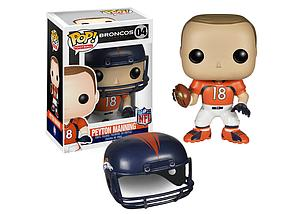 Pop! Football Vinyl Figure Peyton Manning (Denver Broncos) #04 (Retired)