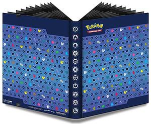 Pokemon Full-View Pro Card Binder: Silhouette