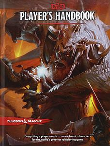 Dungeons & Dragons: Player's Handbook (Fifth Edition)