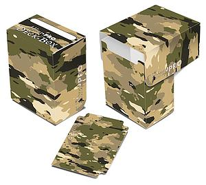 Deck Box: Green Camo