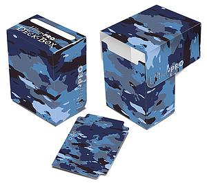Deck Box: Navy Camo