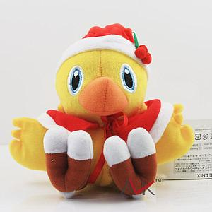 "Plush Toy Final Fantasy 12"" Chocobo Scarf"