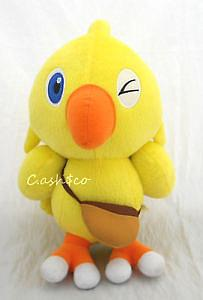 "Plush Toy Final Fantasy 12"" Chocobo Wink"