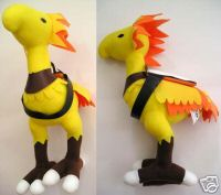 "Plush Toy Final Fantasy 12"" FF7 Chocobo"