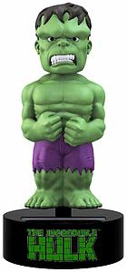 6 Inch Solar Powered Body Knocker Hulk
