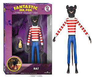 Legacy Collection Fantastic Mr. Fox Rat #2