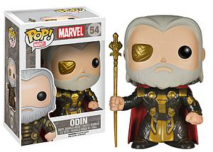 Pop! Marvel Thor The Dark World Vinyl Bobble-Head Odin #54 (Vaulted)
