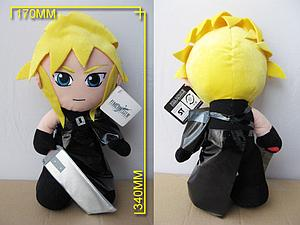 "Plush Toy Final Fantasy 12"" FFAC Cloud Standing"
