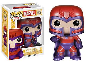 Pop! Marvel X-Men Vinyl Bobble-Head Magneto #62