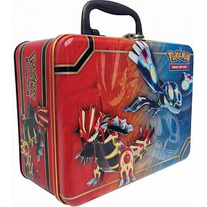 Pokemon 2014 Collector Chest Tin - Primal Groudon and Kyogre