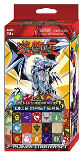 YuGiOh! Dice Masters Series 1: 2-Player Starter Set