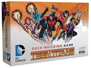 DC Comics Deck-Building Game: Teen Titans
