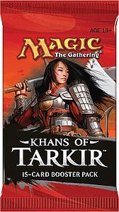 Magic the Gathering: Khans of Tarkir - Booster Pack