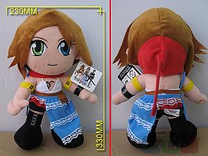 "Plush Toy Final Fantasy 12"" FFx2 Yuna"