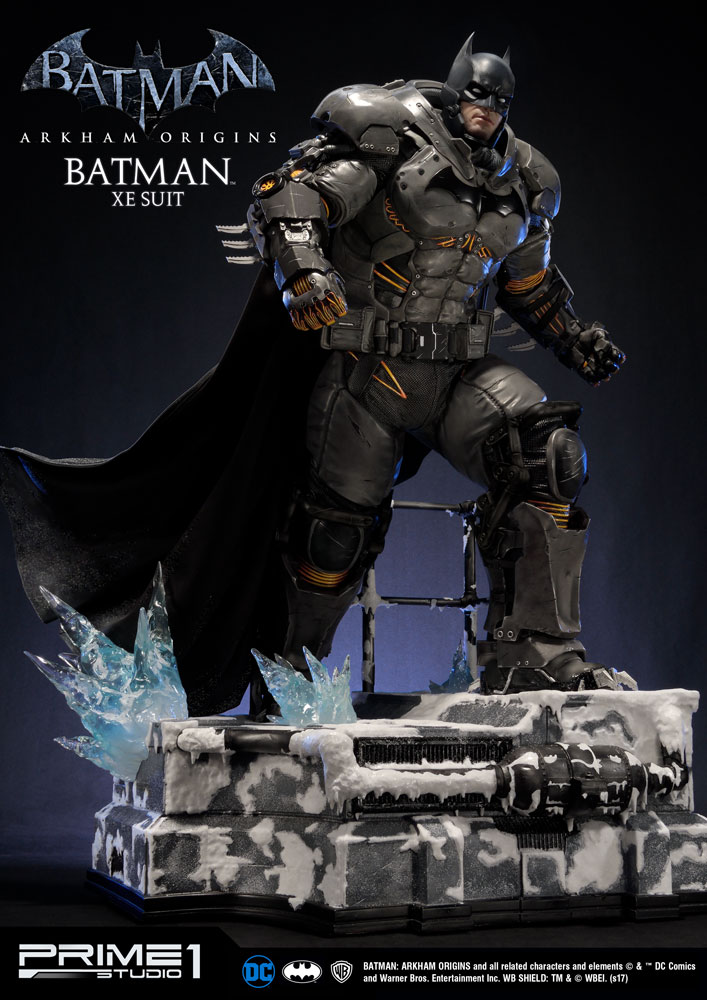 Batman XE Suit Exclusive Arkham Origins
