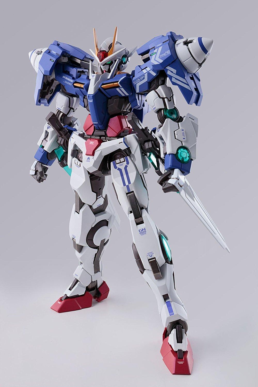 gundam metal build diecast  00 gundam seven sword  g