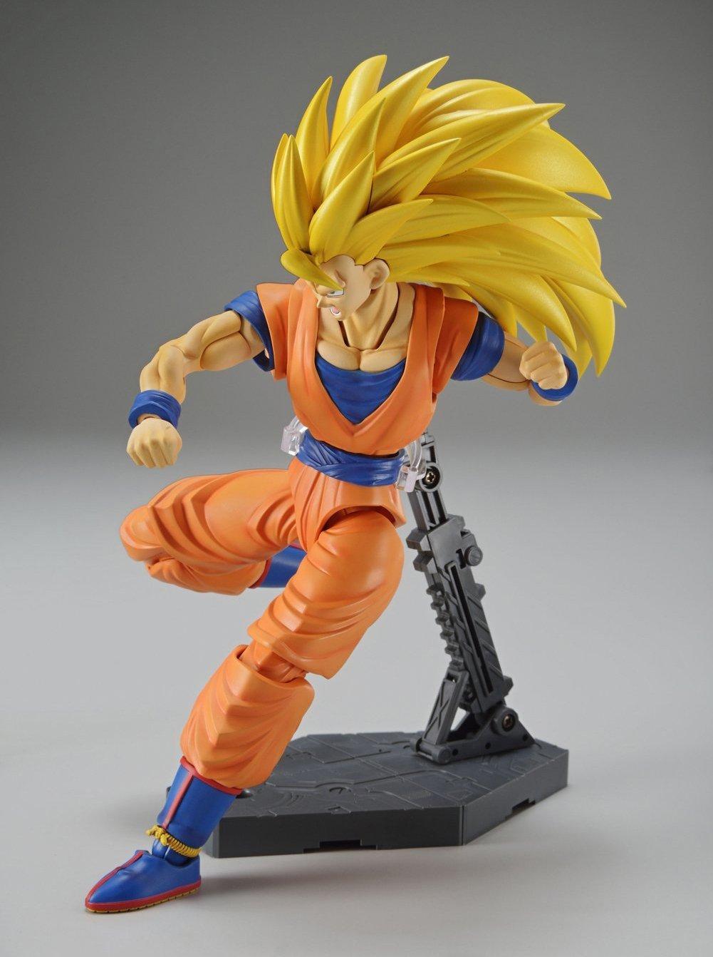 Dragon Ball Z Plastic Model Kit: Super Saiyan 3 Son Goku