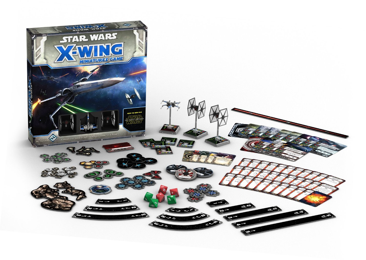 Star Wars: X-Wing Miniatures Game: The Force Awakens Core ... X Wing Game
