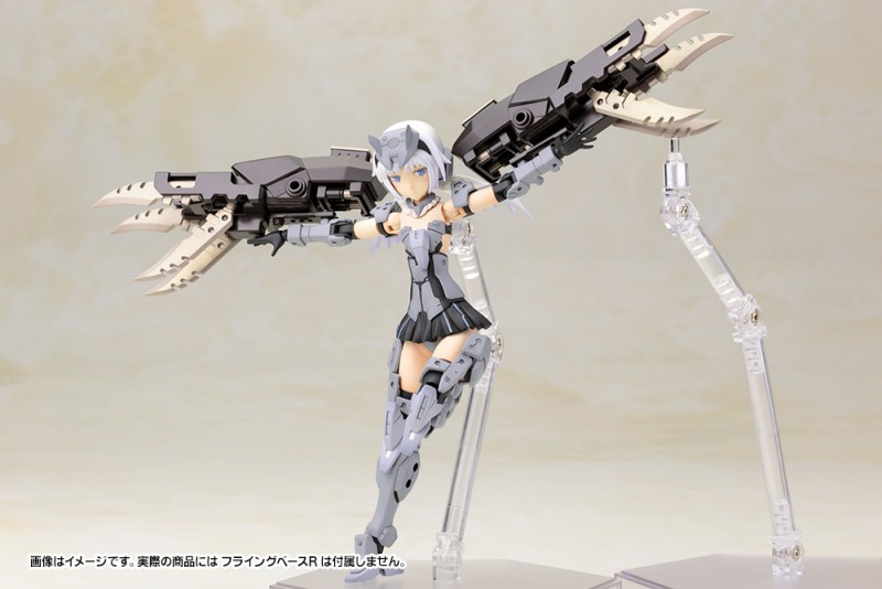 FRAME ARMS Girl HAND SCALE ARCHITECT | Plastic Model