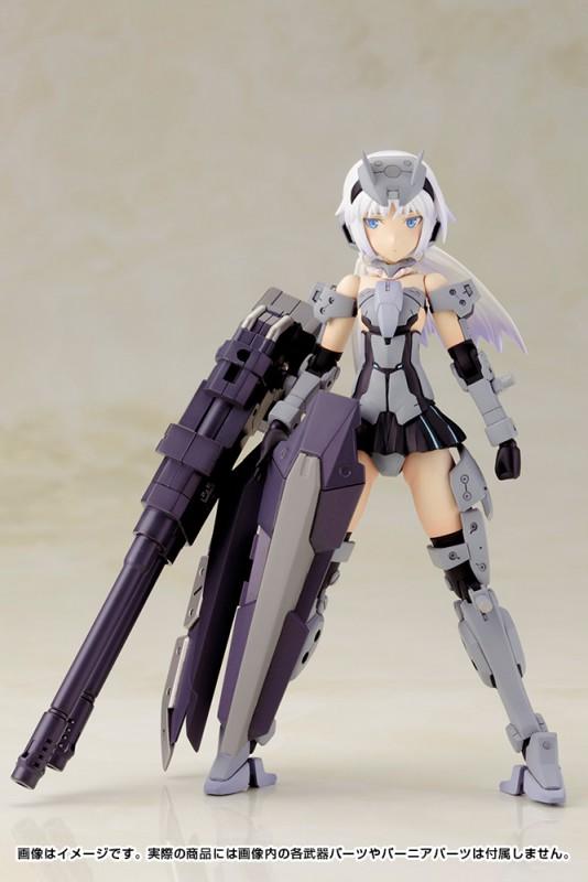Frame Arms Girl figurine Plastic Model Kit Architect