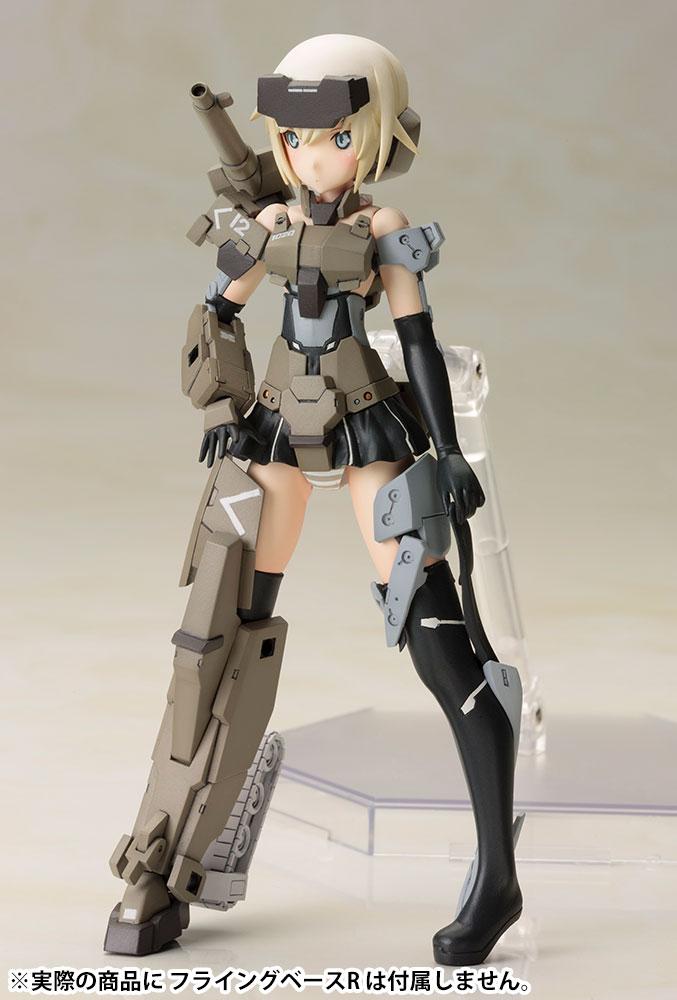 FRAME ARMS GIRL ARCHITECT PLASTIC MODEL KIT- USA Gundam Store
