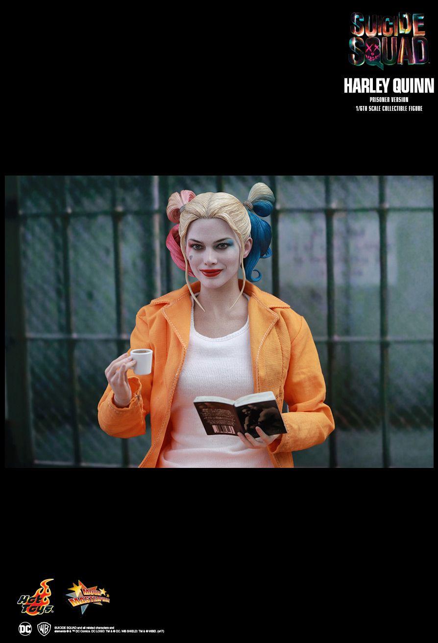 DC COMICS - Suicide Squad - Harley Quinn Prisoner Version