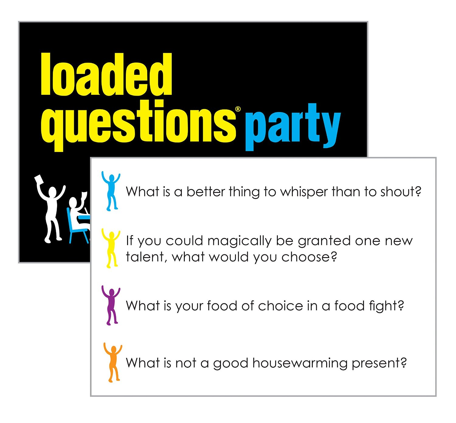 Loaded Questions Party Edition Toysonfire