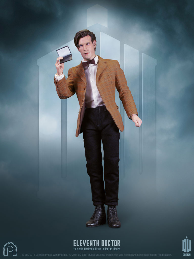 "EAGLEMOSS Doctor Who Figurine Collection /""primer médico Consola/"""